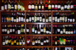 An array of your favorite wines in the Ship's Store